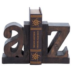 a AND z  Bookends
