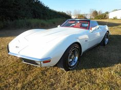 1970 Corvette Stingray Convertible