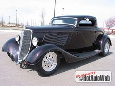 1933 Ford 3 Window Coupe  *drooling*