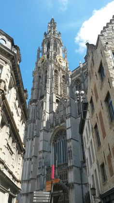 Our Lady's Kathedral, Antwerp, Belgium