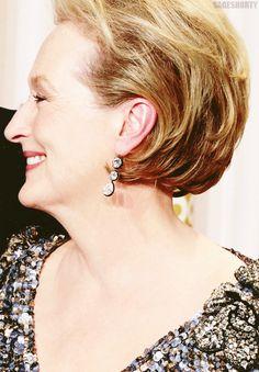 Meryl Streep as Coin in Mockingjay? I think yes!!