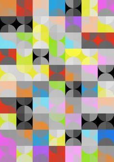 "Saatchi Art Artist Andrew Reach; Printmaking, ""Quadrans Circuli No. 4 - Edition of 3"" #art"
