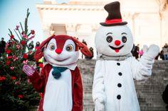 Helsinki. Opening of Christmas Street. Photos by Photos by artofpics.com