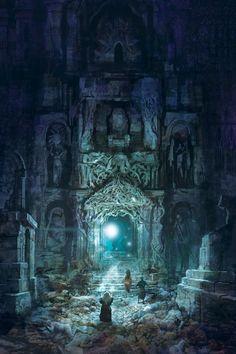 """Deadhouse Gates"" by Steven Erikson for Leha publishing"