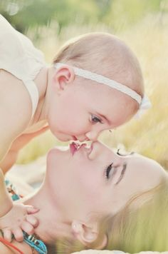 mother and baby photos - doing all different, fun things*