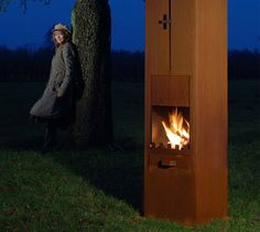 Zeno outdoor fireplaces are made of Corten steel and ideal for revamping and bringing a special atmosphere to your outdoor space. The beauty of Corten steel is that it...