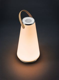 UMA Sound Lantern – Portable Light + Speaker by Pablo Designs
