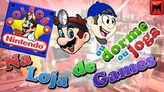 EXTRA (Loja de games antigos com Coleção Nintendo)