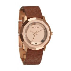 Nixon Watch Base Tide Nylon Nixon Womens Watch The Bobbi Rose Gold Saddle Rose Gold Watches, Leather Pieces, Gold Accessories, Jewelry Watches, Nixon Watches, Magpie, Beach Town, Woman Watches, Heart
