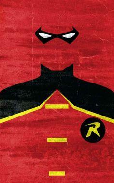 Robin featureless
