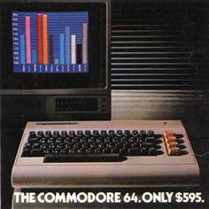 Commodore 64 ad