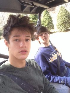 Hayes and Cameron