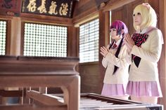 Hato(鳩) Izumo Kamiki Cosplay Photo - WorldCosplay