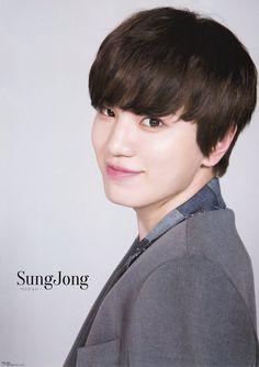 "[SCAN] 170730 Infinite in Japan Magazine ""INROCK BOY6"" - #INFINITE #인피니트 #Sungjong"