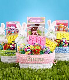 A personalized Easter basket!