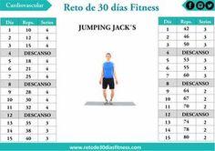 Advertising Sencillo, fácil, divertido pero eficaz, así podemos definir a jumping jack´s. Jumping Jack´s también conocido como salt...