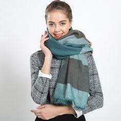 Cachecol Feminino Design Fashion