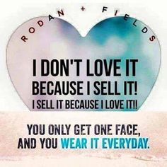 Rodan + Fields is an amazing opportunity. Work from home, make your own schedule and be your own boss. All enrollment kits include a 60 day money back guarantee. Message me on Pinterest @ R+Fskincare101 for more info.