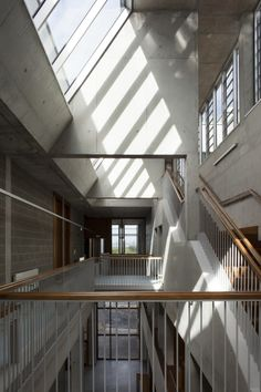 University of Limerick Medical School, Limerick, 2012 - Grafton Architects, Photo (C) Dennis Gilbert, Alice Clancy