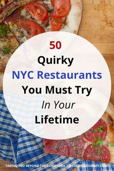 These 50 quirky NYC restaurants offer everything from cereal milk ice cream to ricotta toast with crickets — not to mention unforgettable experiences! Restaurants In Nyc, York Things To Do, Yorky, Restaurant Offers, Restaurant Food, New York City Travel, Rice Crispy Treats, Foodie Travel, Places To Eat