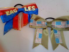 I made after medal in world championchips, USA. Cheer Bows, Eagles, How To Look Pretty, Your Photos, Fancy, Memories, Usa, Memoirs, Souvenirs