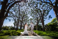Catalina View Gardens Wedding in Palos Verdes | Eric and Kim