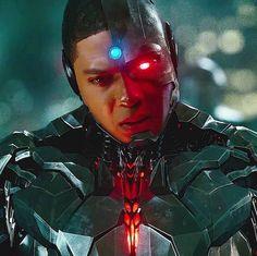 Cyborg Dc Comics, Black Adam Shazam, Ray Fisher, Justice League Aquaman, Superman Dawn Of Justice, Dc Movies, Comics Universe, Detective Comics, Dc Heroes