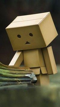 Smutny Danbo