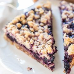 I was going to call these blueberry breakfast bars. Or blueberry snack bars. But anytime you feel like eating juicy blueberries with buttery oat crumbles is the kind of bar they are. It's an easy, one bowl, no mixer recipe that takes just minutes to make. I adapted the recipe from Blueberry Pie Bars by reducing some of …
