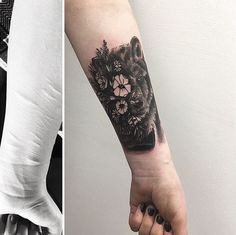 Ink has allowed an Irish teen to recover from self-harm. Aoife Lovett (19) had been struggling with mental health throughout the years, and even though she got better, the scars brought back memories she wanted to forget. Aoife wanted to cover up them with tattoos, but all artists she reached out to refused to work with scarred skin. Except one.