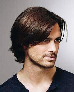 Mens Medium Length Hairstyles, Medium Length Hair Men, Medium Long Hair, Medium Hair Cuts, Long Hair Cuts, Medium Hair Styles, Short Hair Styles, Medium Haircuts For Men, Mens Longer Hairstyles