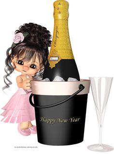 HAPPY NEW YEAR •