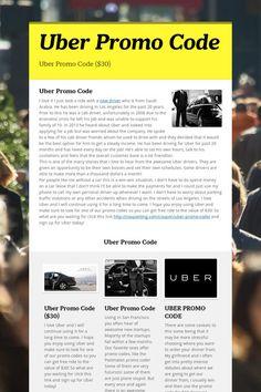 Uber Promo Code ($30) Uber Promo Code, How To Apply, Coding, Programming