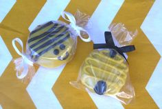 Bee and Hive Inspired Chocolate Covered Oreo