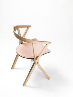 Chair B - AJAR furniture and design