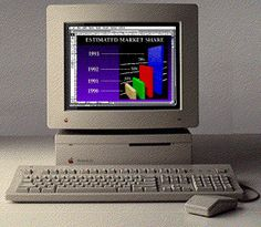 Macintosh IIsi, It shipped with either a 40-MB or 80-MB internal hard disk, and a 1.44-MB floppy disk drive, no modem, no CD drive and cost $3000 in the early 90's.