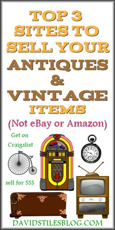 What to Keep In Mind When Buying Collectibles - Antiques Vintage Antiques, Vintage Items, Vintage Jewelry, Sell Your Stuff, Stuff To Buy, Things To Sell, Sell Books On Amazon, Antique Appraisal, Selling Antiques