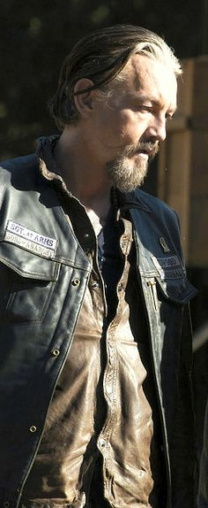 Tommy Flanagan. Sons of anarchy chibs