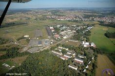 hanau Germany | Fliegerhorst Kaserne, Langendiebach, 2007