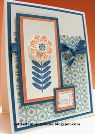 stampin up madison avenue - Google Search