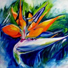 Favorite art of Marcia Baldwin Currently viewing BIRD of PARADISE - by Marcia Baldwin from all Page -1 of 30