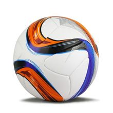 180a285035aac Hot Sale Size 5 Seamless PU Football Ball Anti-slip Granules Soccer Ball  High Quality