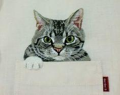 Милые сердцу штучки: Забавные кошки от Hiroko Kubota или все гениальное просто!