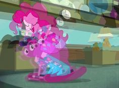 Pinkie's Enjoying Every Minute of Insanity