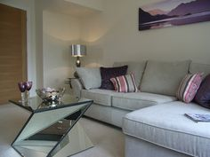 signed by tina: Mirrored Furniture....