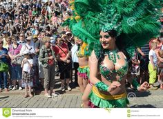 Traditional Summer Samba Carnival In Helsinki On 7-8 June 2013 ...