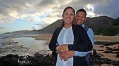 Such a beautiful ceremony at Wawamalu on Oahu's East Shore.