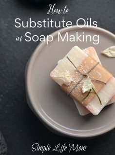 How to Substitute Oils in Soap Making by Simple Life Mom Soap Recipes, Vegan Recipes, Oil Substitute, Apricot Kernels, Antioxidant Vitamins, Sweet Almond Oil, Home Made Soap, Different Recipes, Soap Making