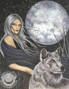 """""""MISTRESS OF WOLVES"""""""