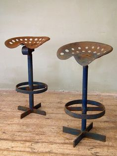 Fresh Old Tractor Seats Bar Stools